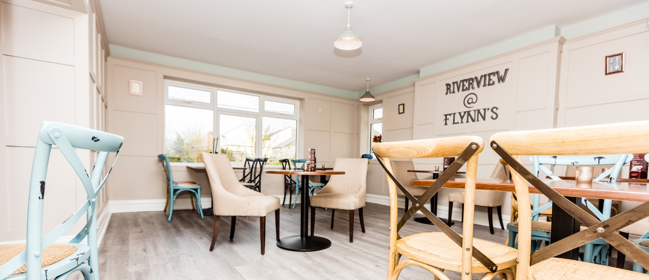 Fitout Tullamore Cafe Flynn's Bakery