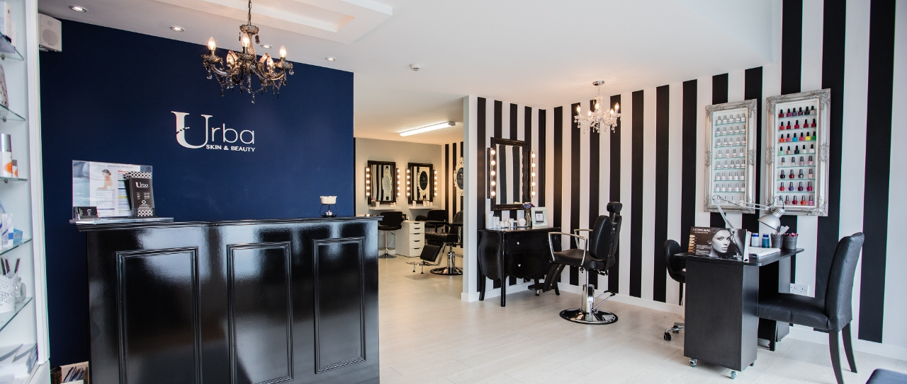 Fitout Athlone Beauty Salon