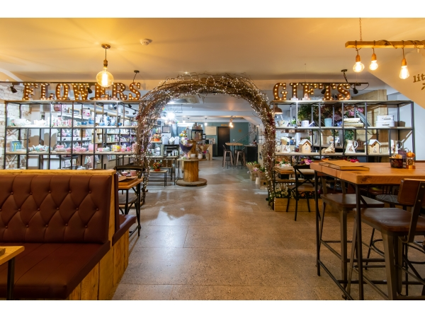 Olive & Fig and The Flower Bar