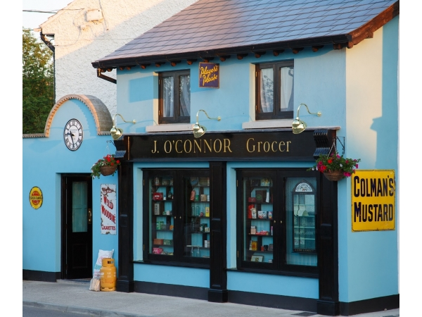 J O' Connor Grocer