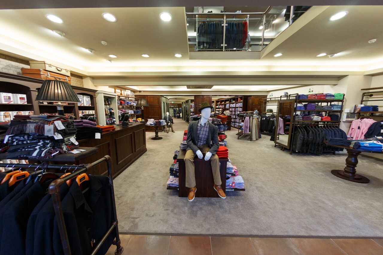 Menswear Tullamore Fitout Guy Clothing