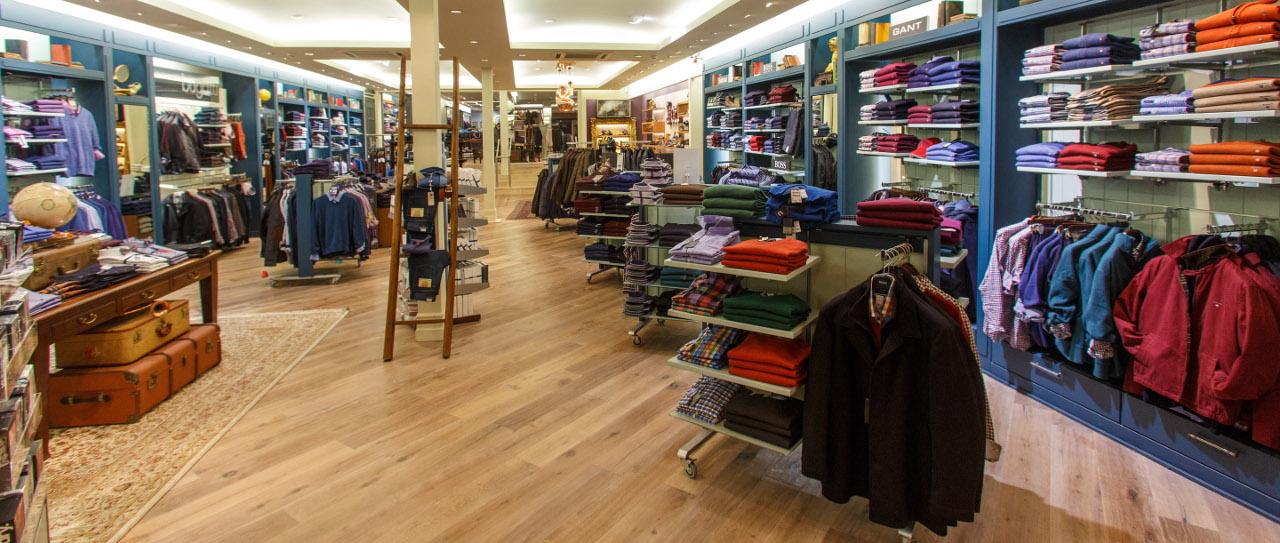 Galvin Tullamore Retail Fitout